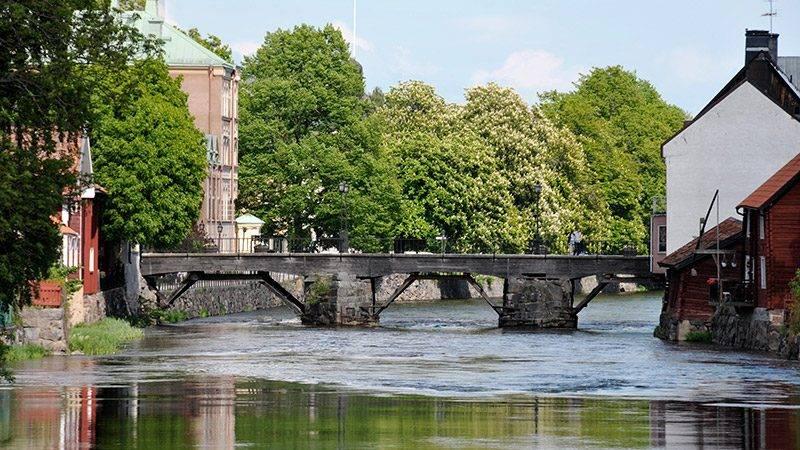 Otjänligt vatten i Arboga och Valskog