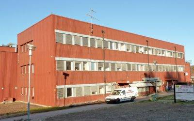 Kontorslokal, 15 kvm i Åsby Industriområde