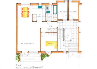 2-rumslägenhet, 61 m²