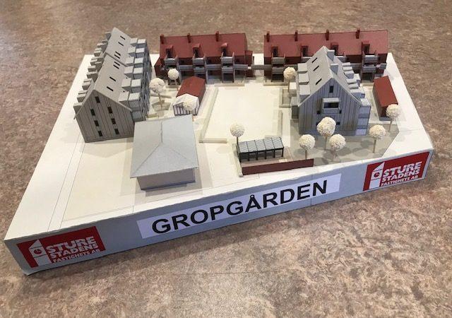Nu är det klart! Sturestaden bygger 40 nya lägenheter i Arboga centrum